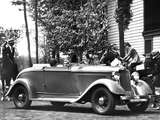 Images of Dodge DP Convertible 1933