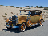 Dodge DS Phaeton 1930 photos