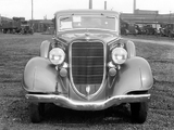 Dodge DS Aero Brougham 1934 photos