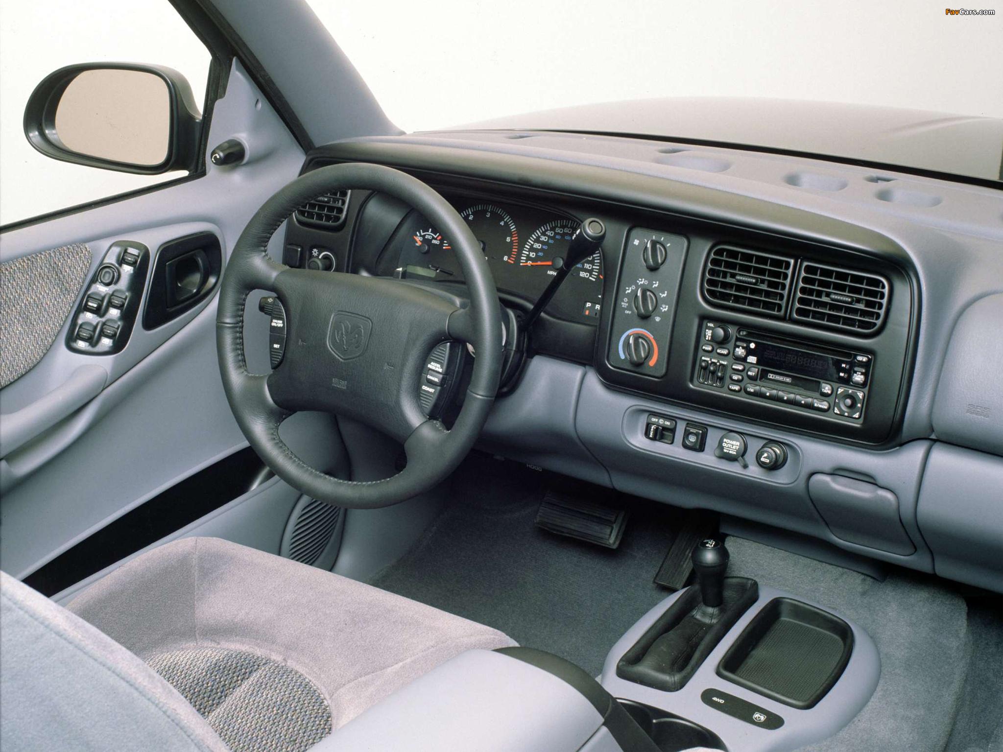 Dodge Durango 1997–2003 images (2048 x 1536)