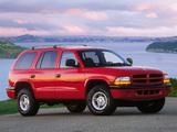 Dodge Durango 1997–2003 images