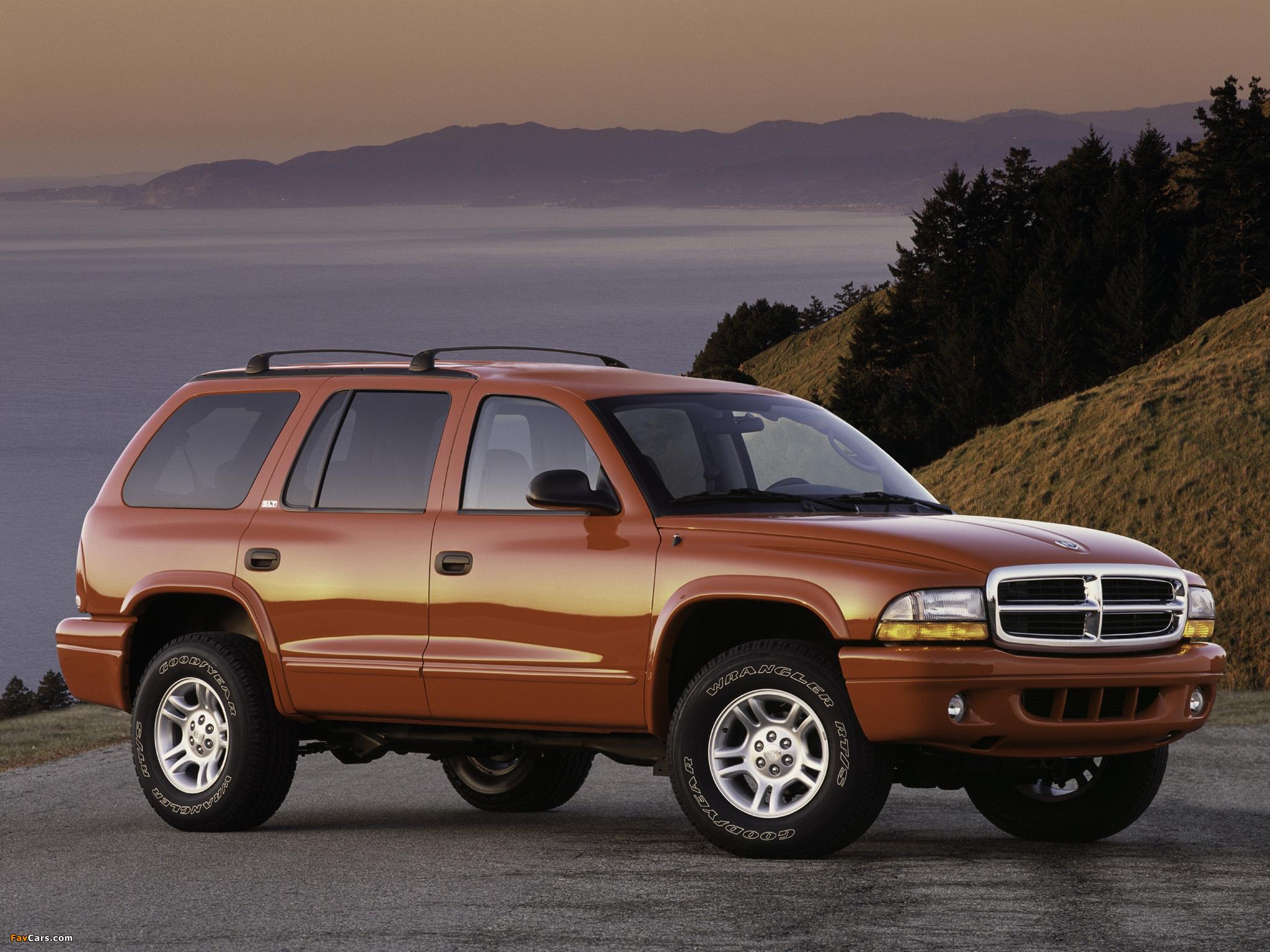 Dodge Durango 1997–2003 pictures (2048 x 1536)