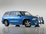 Dodge Durango SP360 Carroll Shelby Edition 1999–2000 wallpapers
