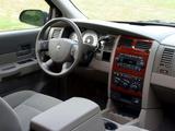 Dodge Durango SXT 2003–06 images