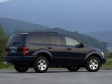 Dodge Durango SLT 2003–06 images