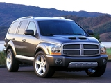 Dodge Durango Hemi RT Concept 2003 wallpapers