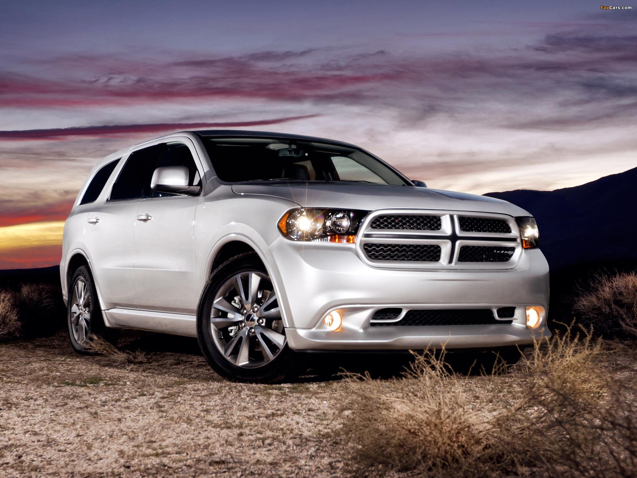 Dodge Durango R/T 2010 images (2048 x 1536)
