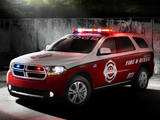 Dodge Durango Fire & Rescue 2012–13 photos