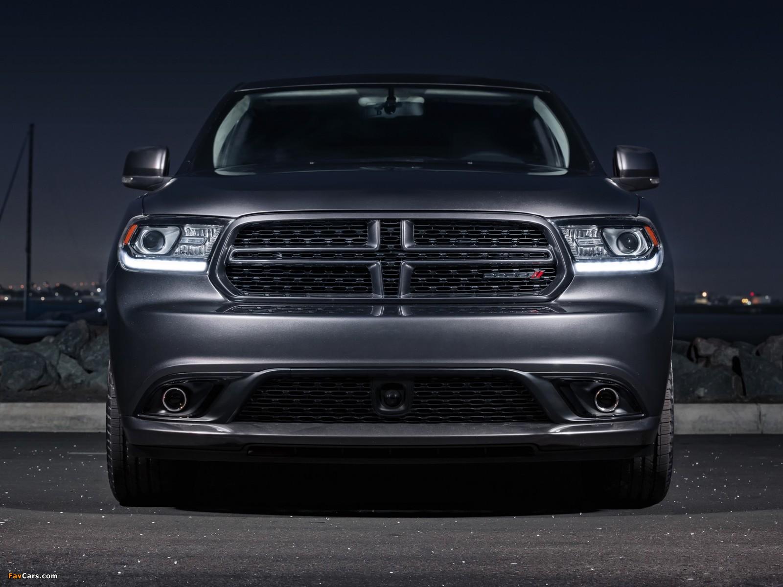 Dodge Durango R/T 2013 photos (1600 x 1200)