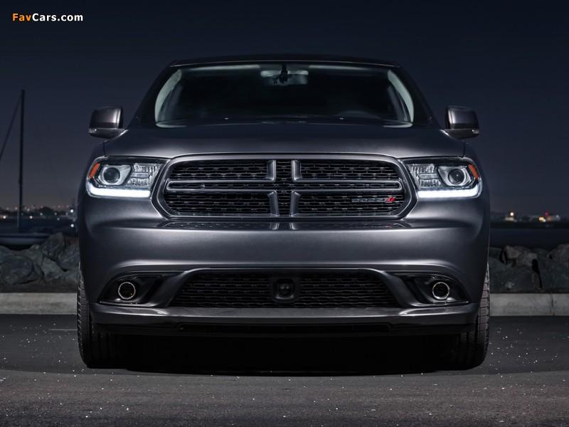Dodge Durango R/T 2013 photos (800 x 600)