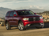 Dodge Durango Limited 2013 wallpapers