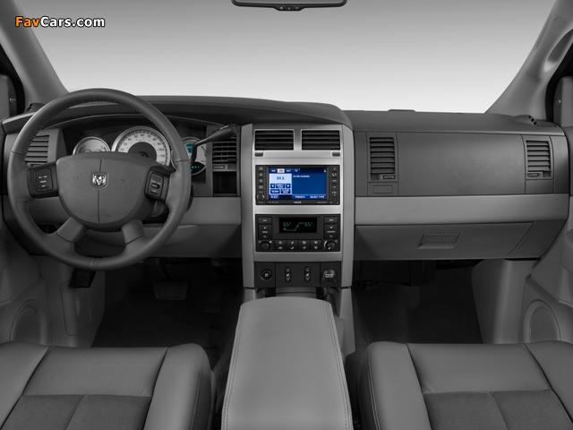 Photos of Dodge Durango Hybrid 2008 (640 x 480)