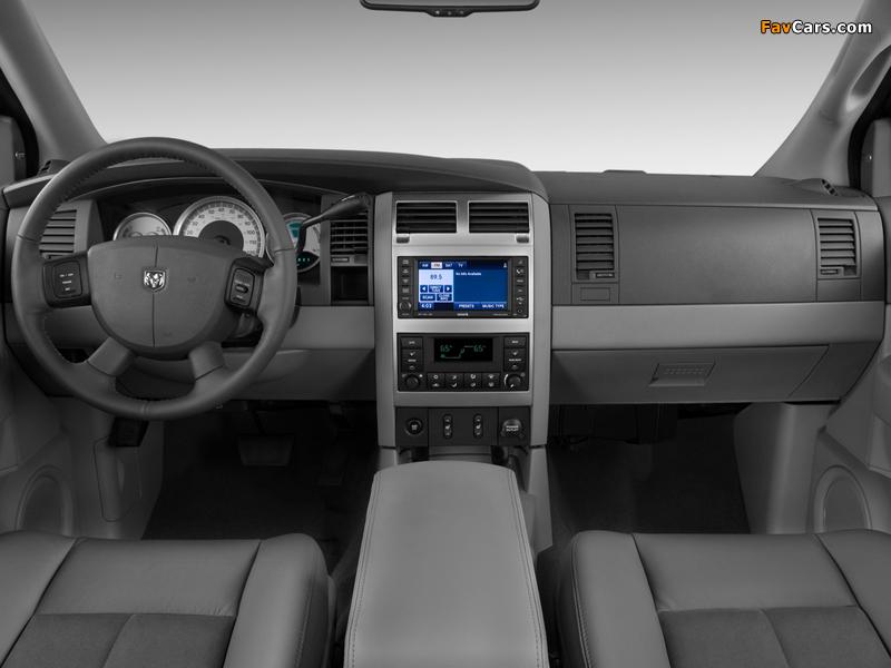 Photos of Dodge Durango Hybrid 2008 (800 x 600)