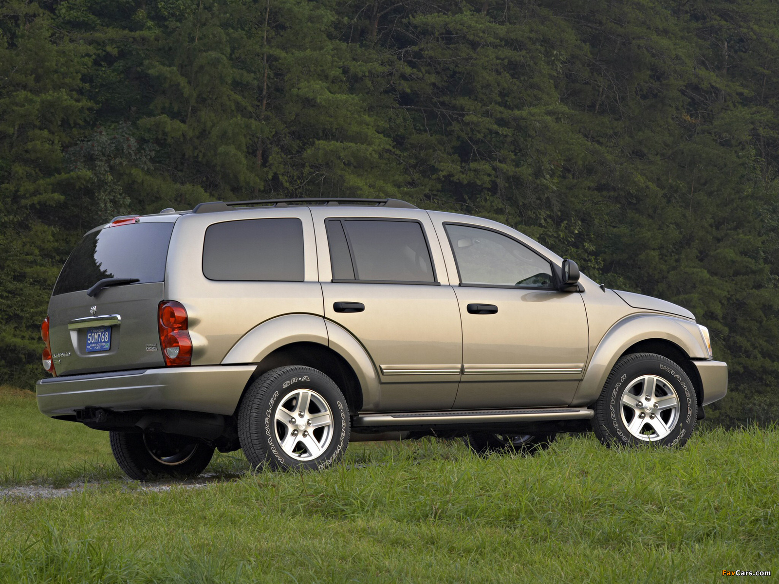 Pictures of Dodge Durango Limited 2003–06 (1600 x 1200)