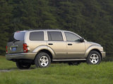Pictures of Dodge Durango Limited 2003–06