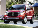 Dodge Durango Hybrid 2008 wallpapers
