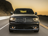 Dodge Durango Citadel 2013 wallpapers