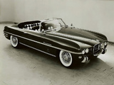 Dodge Firearrow IV Convertible Concept Car 1954 images