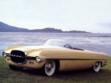 Dodge Firearrow Roadster II Concept Car 1954 pictures