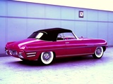 Photos of Dodge Firearrow IV Convertible Concept Car 1954