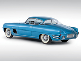 Pictures of Dodge Firearrow Sport Coupe Concept Car 1954