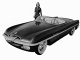 Dodge Firearrow I Roadster Concept Car 1953 wallpapers