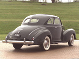 Dodge Hayes Coupe 1939 pictures