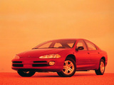 Dodge Intrepid (II) 1998–2004 photos