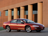 Dodge Intrepid R/T 1999–2002 wallpapers