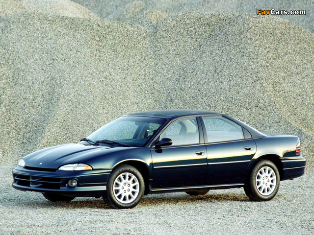 Images of Dodge Intrepid (I) 1993–97 (640 x 480)