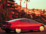 Photos of Dodge Intrepid ESX2 Concept 1998