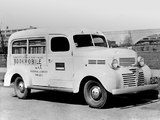 Pictures of Dodge Job-Rated Panel Bookmobile (TC) 1939