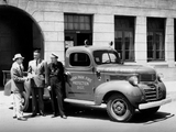Pictures of Dodge Job-Rated Pickup Fire Protection (WD-21) 1941