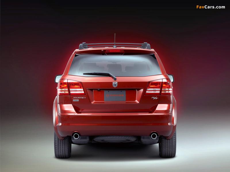 Dodge Journey 2008–10 images (800 x 600)