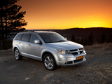 Dodge Journey US-spec 2008–10 images