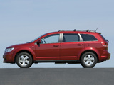 Dodge Journey US-spec 2008–10 photos