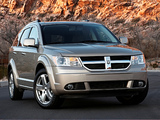 Dodge Journey 2008–10 photos