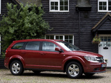 Dodge Journey UK-spec 2008–10 photos