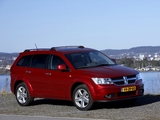 Dodge Journey US-spec 2008–10 pictures