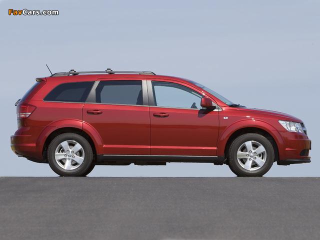 Dodge Journey US-spec 2008–10 pictures (640 x 480)