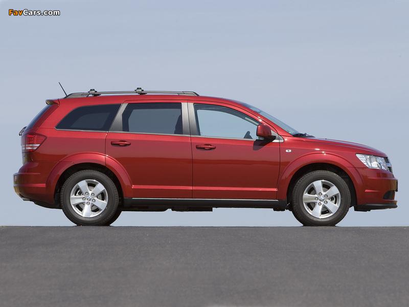 Dodge Journey US-spec 2008–10 pictures (800 x 600)