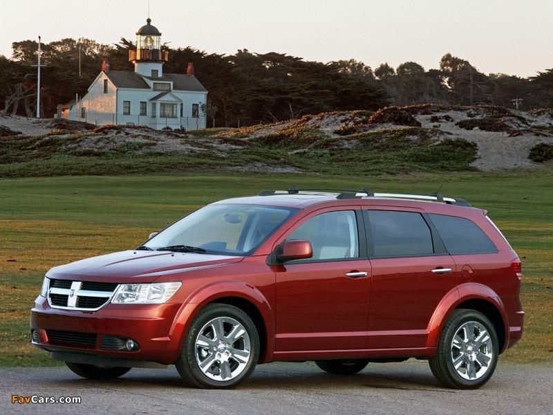 Dodge Journey 2008–10 pictures (800 x 600)