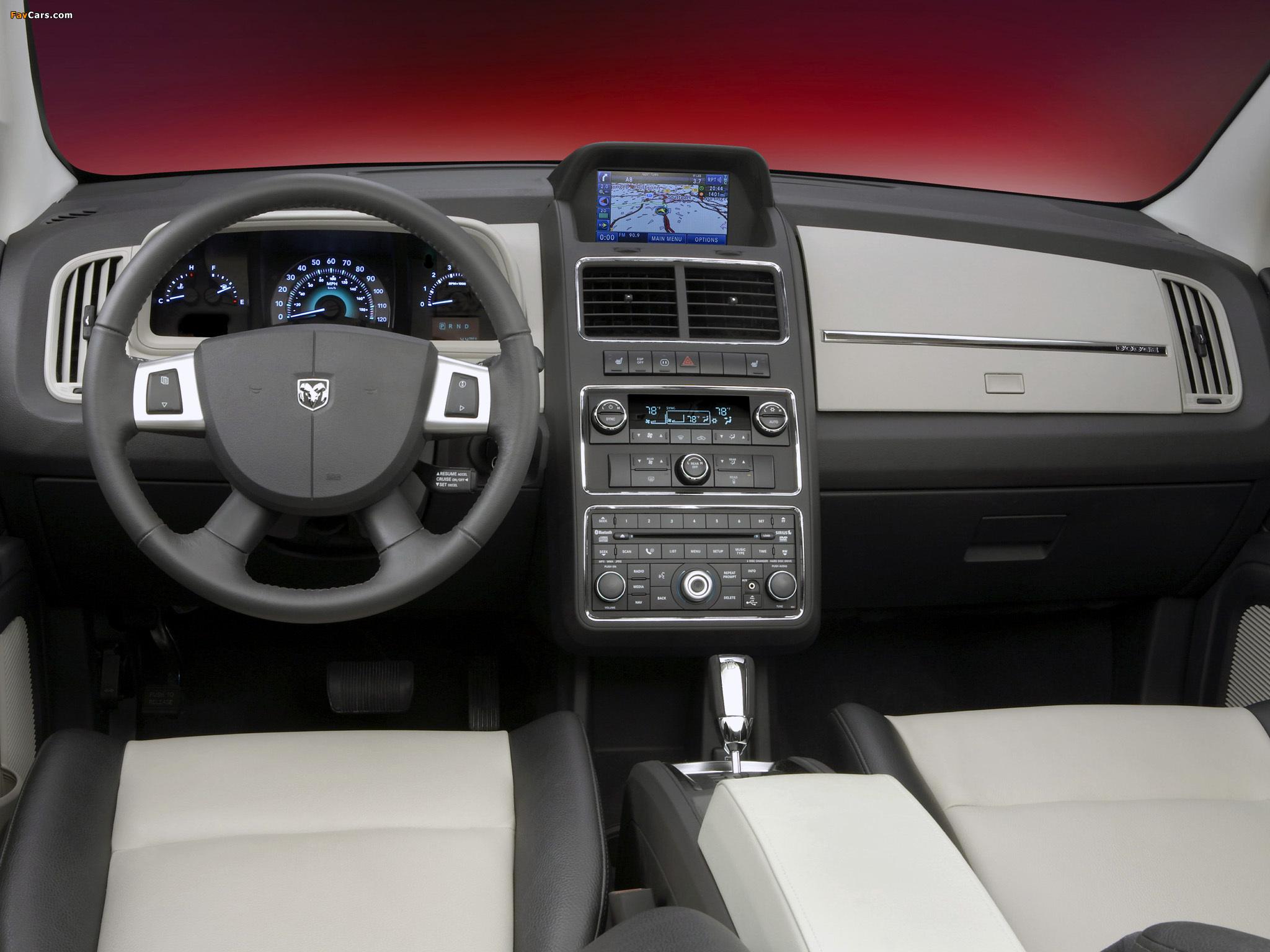 Dodge Journey 2008–10 pictures (2048 x 1536)
