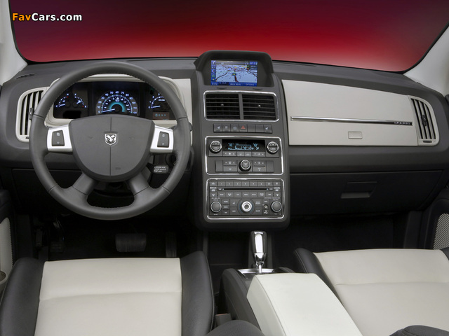 Dodge Journey 2008–10 pictures (640 x 480)