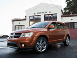 Dodge Journey 2010 wallpapers