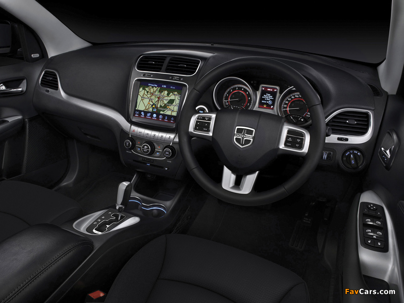 Dodge Journey R/T ZA-spec 2012 photos (800 x 600)