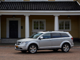 Images of Dodge Journey US-spec 2008–10