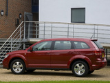 Images of Dodge Journey UK-spec 2008–10