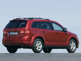 Photos of Dodge Journey US-spec 2008–10