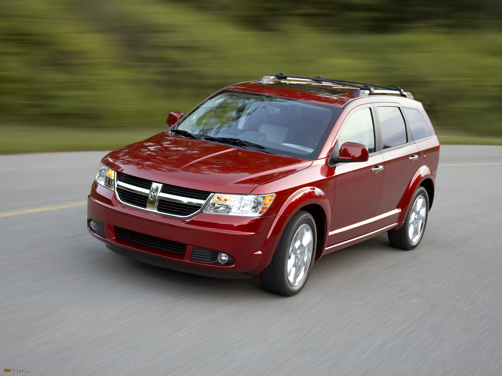 Photos of Dodge Journey 2008–10 (2048 x 1536)